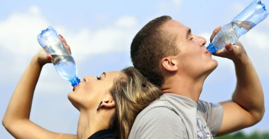 5 Tips to Increase Your Water Intake