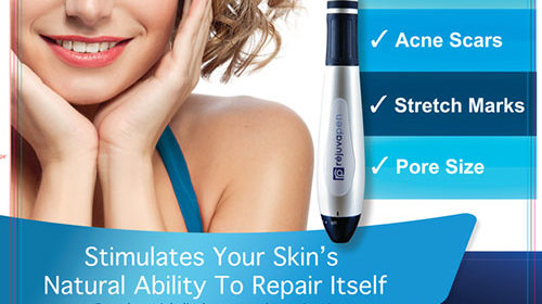 Rejuvapen: Helps Diminish Acne Scars and Fine Lines