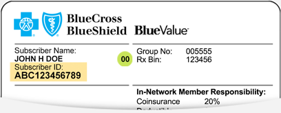 Now in Network – Blue Cross Blue Shield of North Carolina (Blue Value Plan)